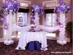 decoracion de salones en globos para todo tipo de eventos en salamanca gto salamanca