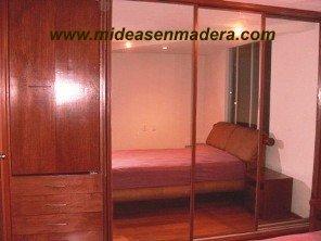 Closets y vestidores con cristal espejo y modernos for Closets df precios