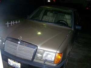 Mercedes benz cl 1987 autom tica 2 3 litres tijuana for Mercedes benz tijuana