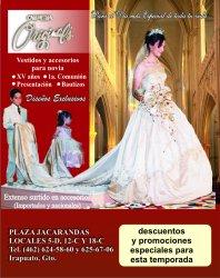 Vestidos de novia camarena irapuato